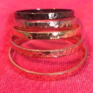 Multi colors bangles
